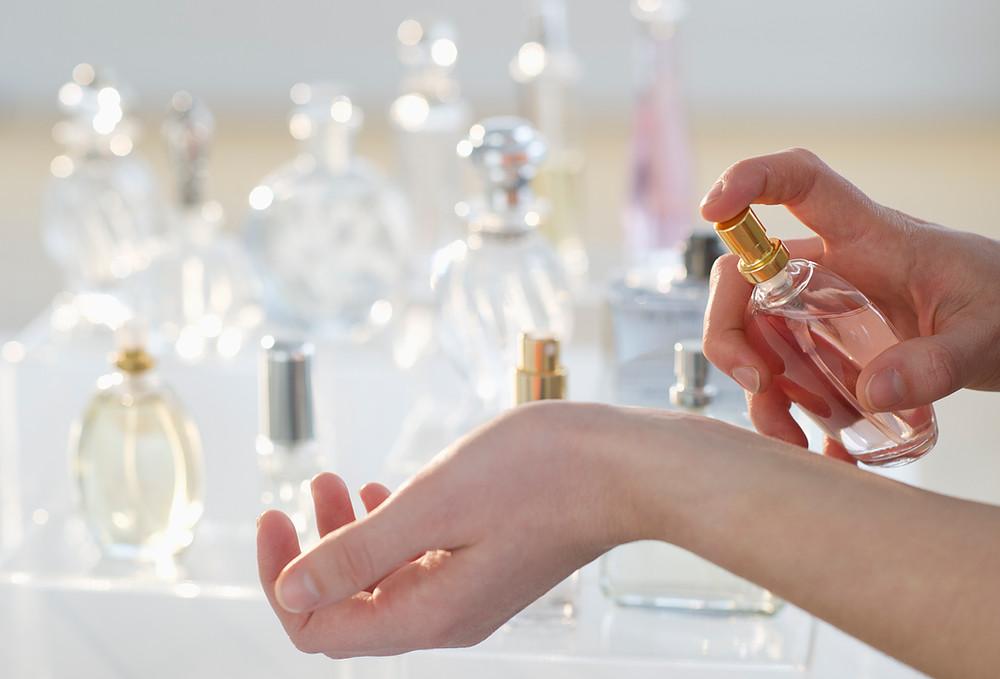 campur kombinasi parfum
