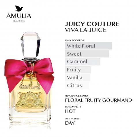 Juicy Couture Viva La Juice Perfume